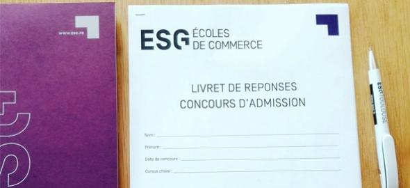 concours d'admission ecole de commerce toulouse