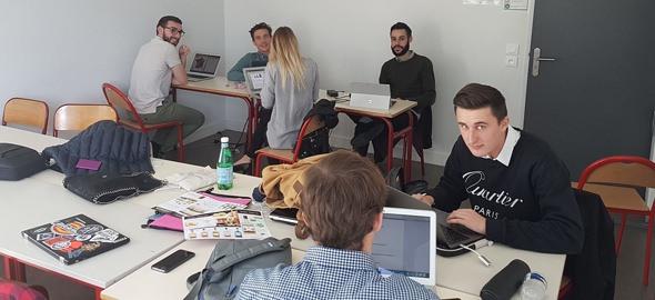 Créer sa start up en étant étudiant : le Statut Etudiant-Entrepreneur ecole de commerce aix-en-provence