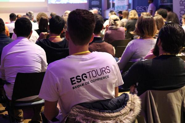 Une rentrée pour se retrouver, se dépasser et bien commencer l'année à l'ESG Tours