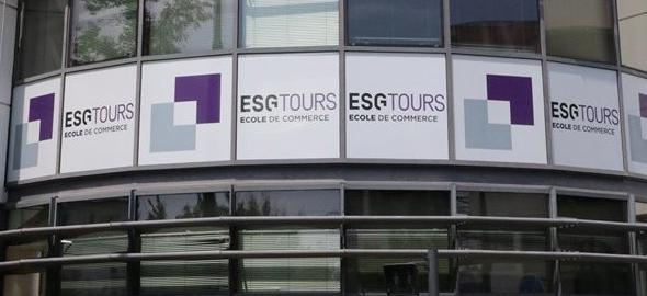 Nouveaux locaux ESG Tours