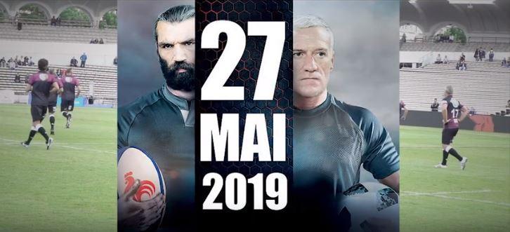 Le match des légendes - école commerce Bordeaux