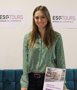 Julie - ESG Tours