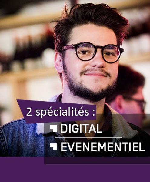 Licence Communication Rennes