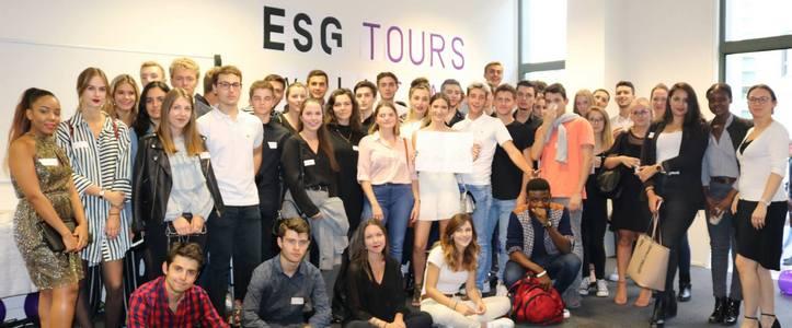 ESG école de commerce à Tours