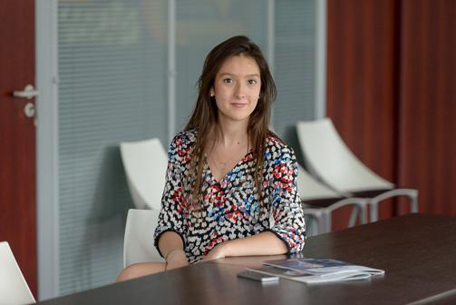 Ancienne étudiante ESG Tours