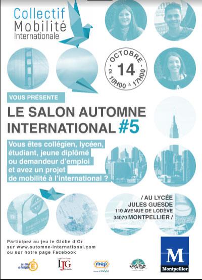 Salon automne international de montpellier esg for Salon de l etudiant montpellier