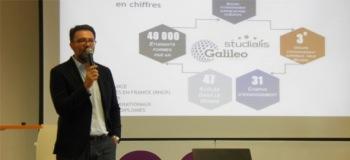 Conférence RSE - Business Time et Lancement du Mastère RH
