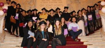 1ère remise des diplômes de l'ESG Tours