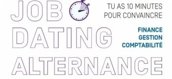 Job dating alternance | Spécial Comptabilité, finance et gestion