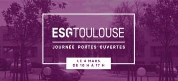 ESG Toulouse : Journée portes ouvertes