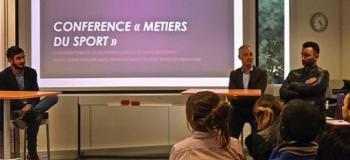 Sharing Weeks 2016 : A la découverte du marketing du sport