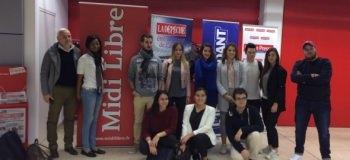 Visite guidée à Midi Libre