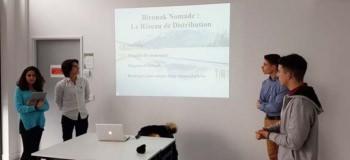 Projet Bivouak | ESG Bordeaux