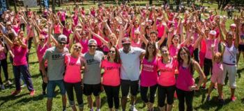 Zumba party contre le cancer