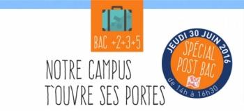 Rendez-vous post-bac à l'ESG Montpellier
