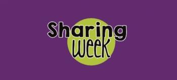 Sharing Weeks : semaine de partage