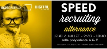 Le Speed Recruiting de Bordeaux