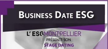 Stage Dating | Ecole commerce Montpellier