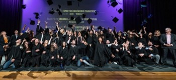 La soirée de Remise des diplômes