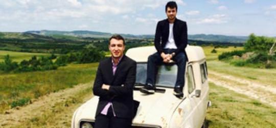 Bastien et Antonin