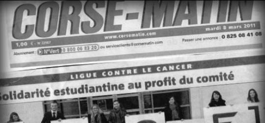 Soirée Ligue contre le cancer