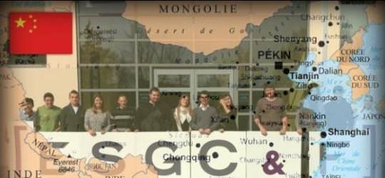 Voyage en Chine pour l'ESG d'Aix-en-Provence