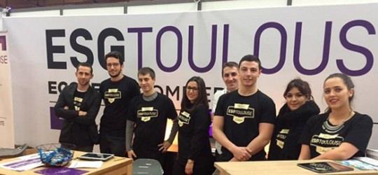 ESG Toulouse : Journées portes ouvertes et concours