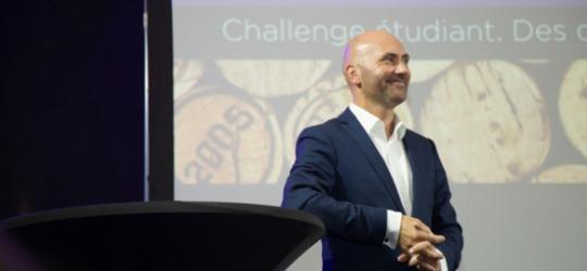 Jean-Daniel Debart - MBA Luxe et Vin