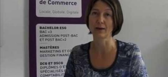 Interview de Florence - Coordinatrice du EIF  à l'ESGC&F Montpellier