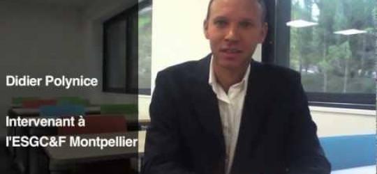 Didier Polynice - Intervenant à ESGC&F Montpellier