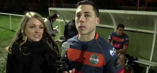 Match rugby - ESGC&F Toulouse