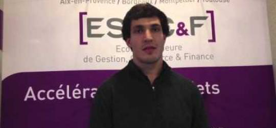 Thomas Fourthies - ESGC&F Toulouse