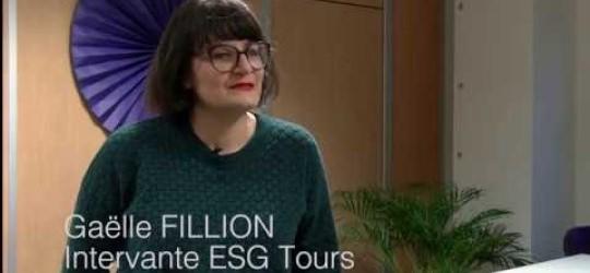 Gaelle Fillon - ESG Tours