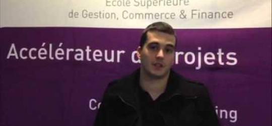 Guillaume Santolaria - ESGC&F Toulouse