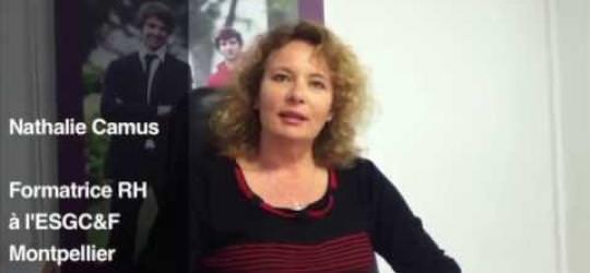 Nathalie Camus - ESGC&F Montpellier