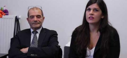 Réunion tuteurs ESG Bordeaux   Eric (OI Distribution) & Mélanie