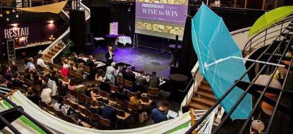wine to win 2018 école de commerce bordeaux
